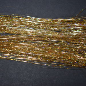 """PEACOCK Northern Flash Flashabou Tinsel  Fly Tying 1600  8/"""" Strands"""